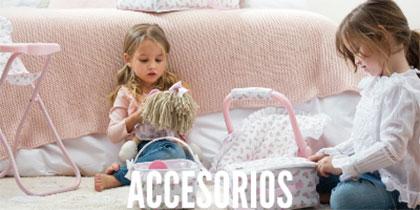 accesorios muñecas